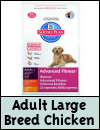 Hills Science Plan Adult Large Breed Chicken Dog Food