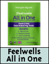 Feelwells Benefits All in One Healthy Dog Treats
