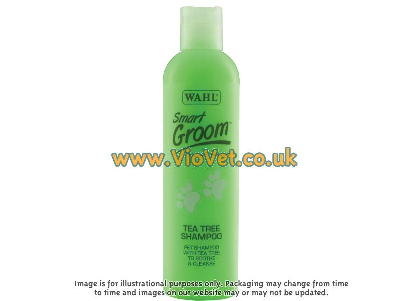 Tea Tree Shampoo » 500ml Bottle