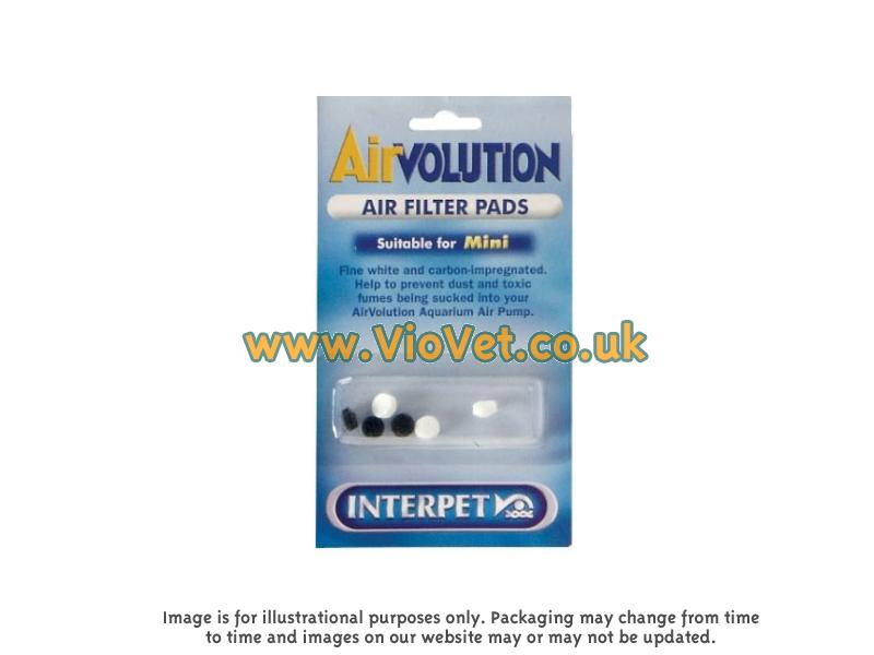 Air Volution Mini Spare Filter Pads