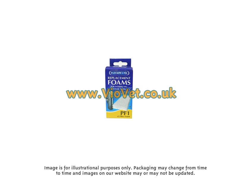 Pf1 Plain Foam » Pack of 3