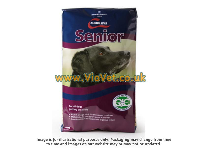 Is High Protein Dog Food Good For Older Dogs