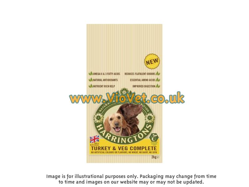 Harringtons Dog Food Feeding Guidelines Small Dog