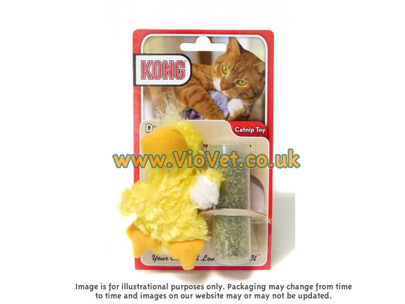 Duckie Cat Toy