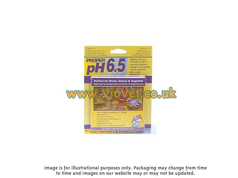 240g 6.5 pH Packet