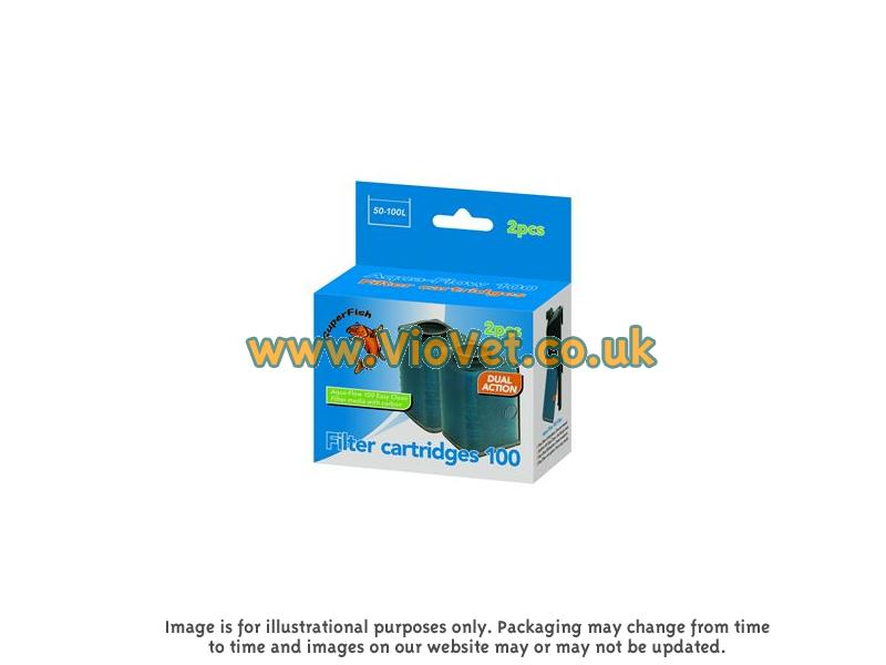 Aqua Flow 100 (Pack of 2)