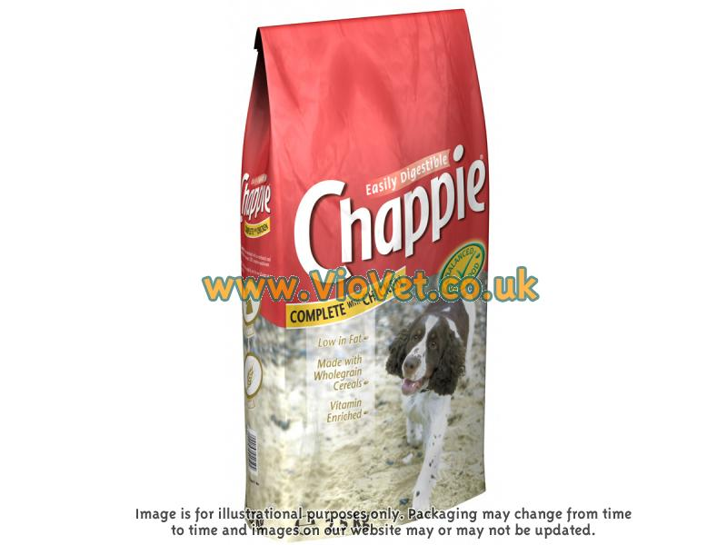 Chappie Chicken And Rice Dry Dog Food