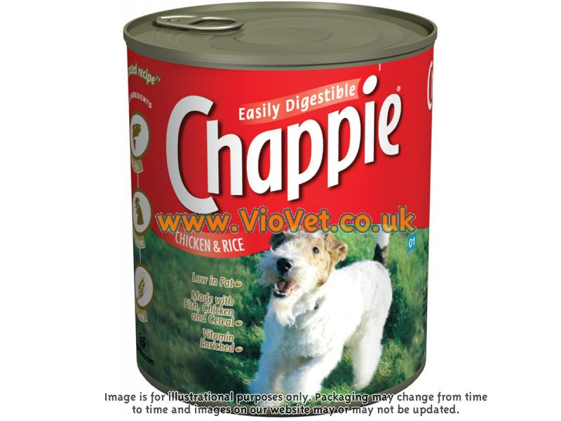 Chappie Wet Dog Food Reviews