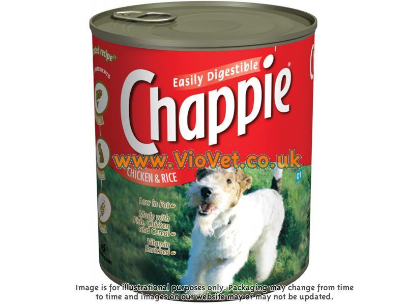 Chappie Wet Dog Food