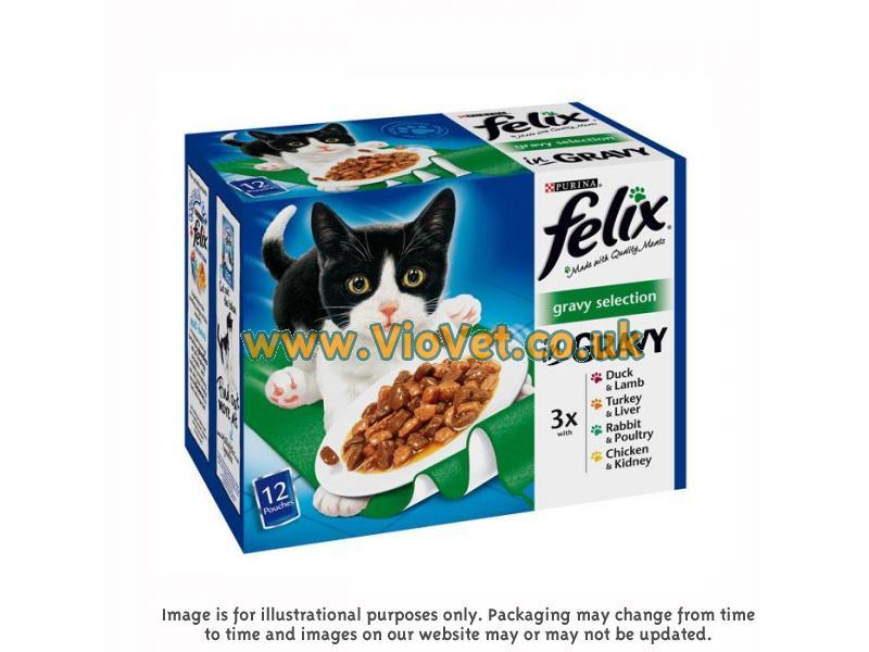 Felix Cat Food Gravy