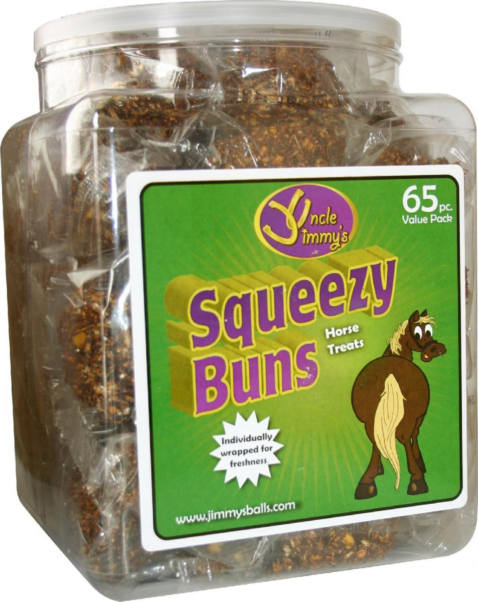 Uncle Jimmys Squeezy Buns