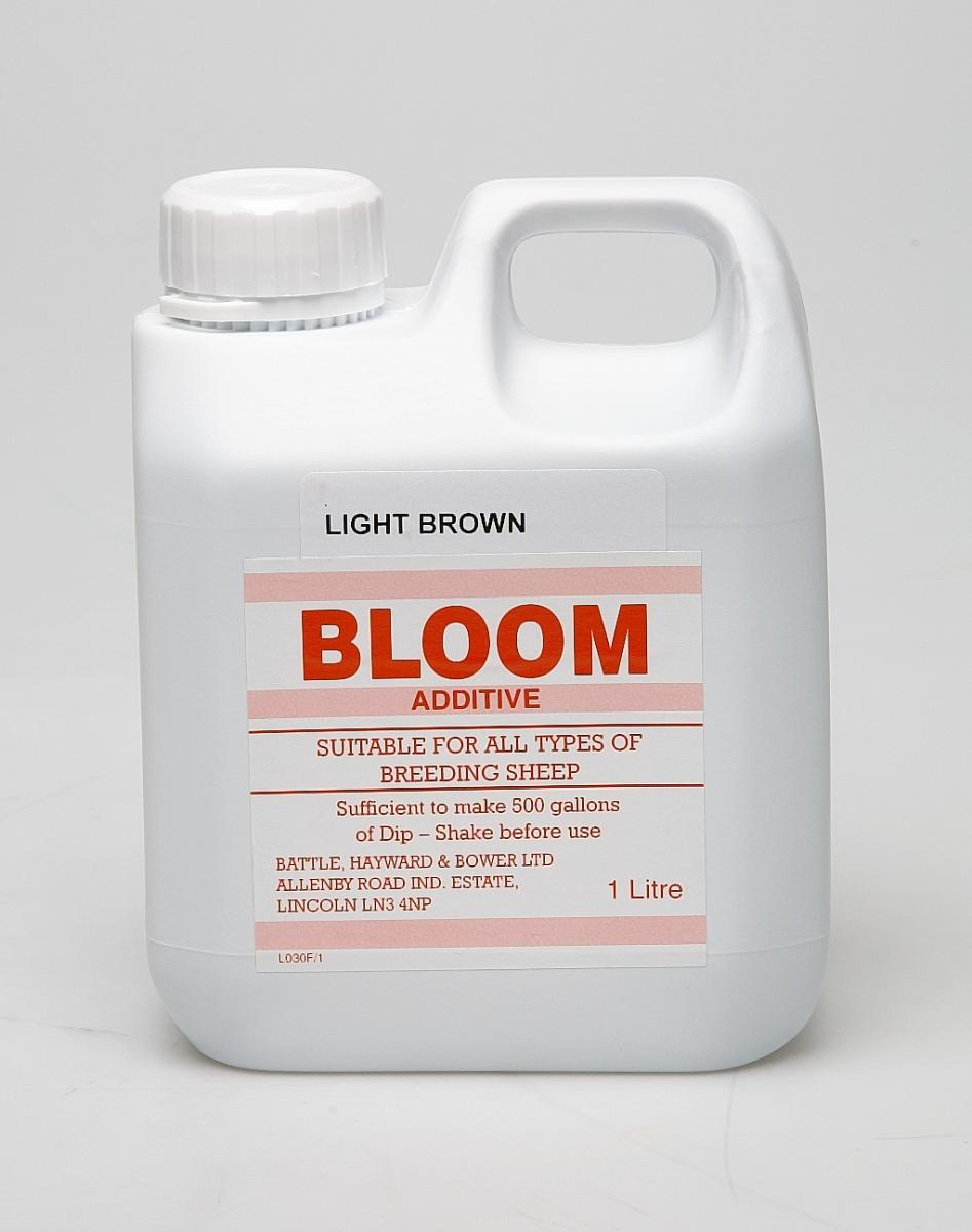 Light Brown » 1 litre Bottle