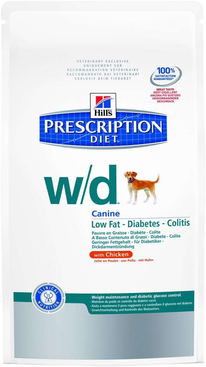 Wd Prescription Dog Food