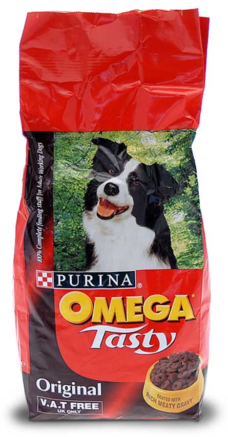 Tasty Dog Chicken Dry » 15kg Bag