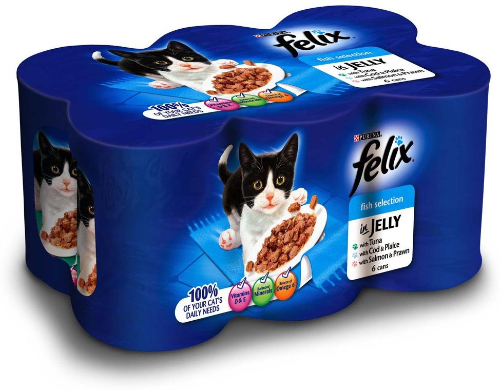 Felix Marinades Cat Food