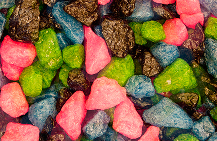 Coloured Multi Mix » 2kg Bag