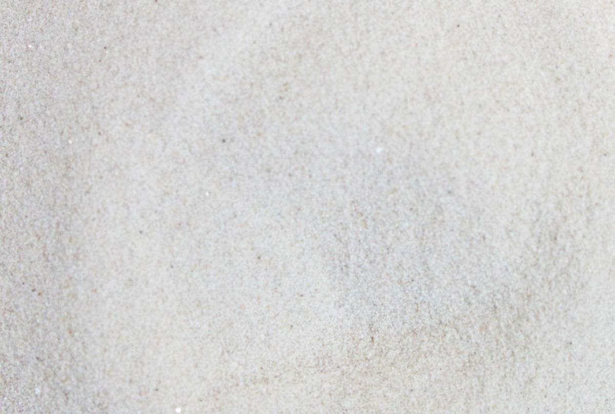White Quartz Sand » 2kg Bag
