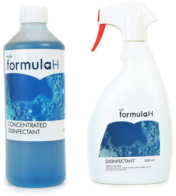 Concentrate » 500ml Bottle