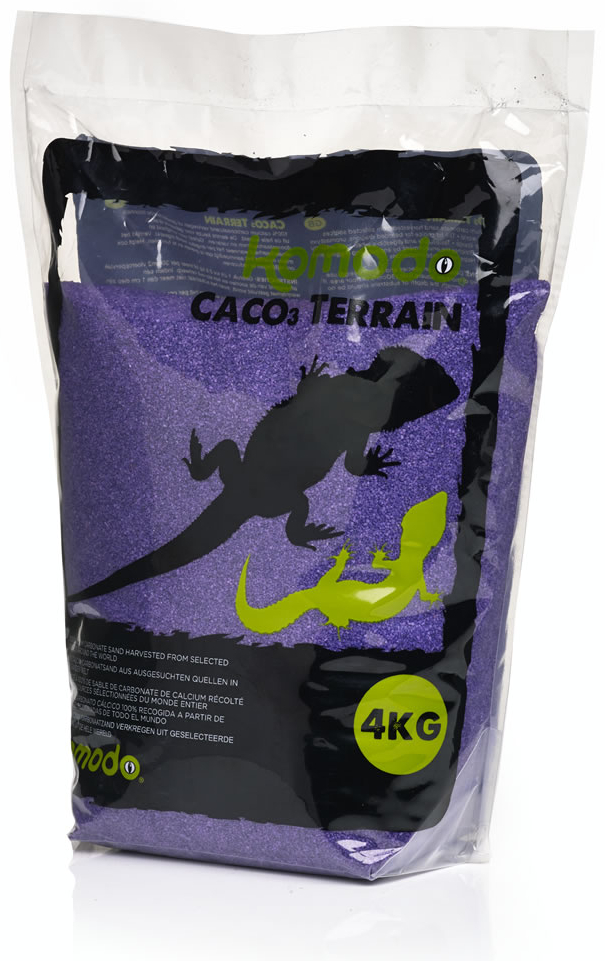 Purple Sand Terrain » 4kg Bag