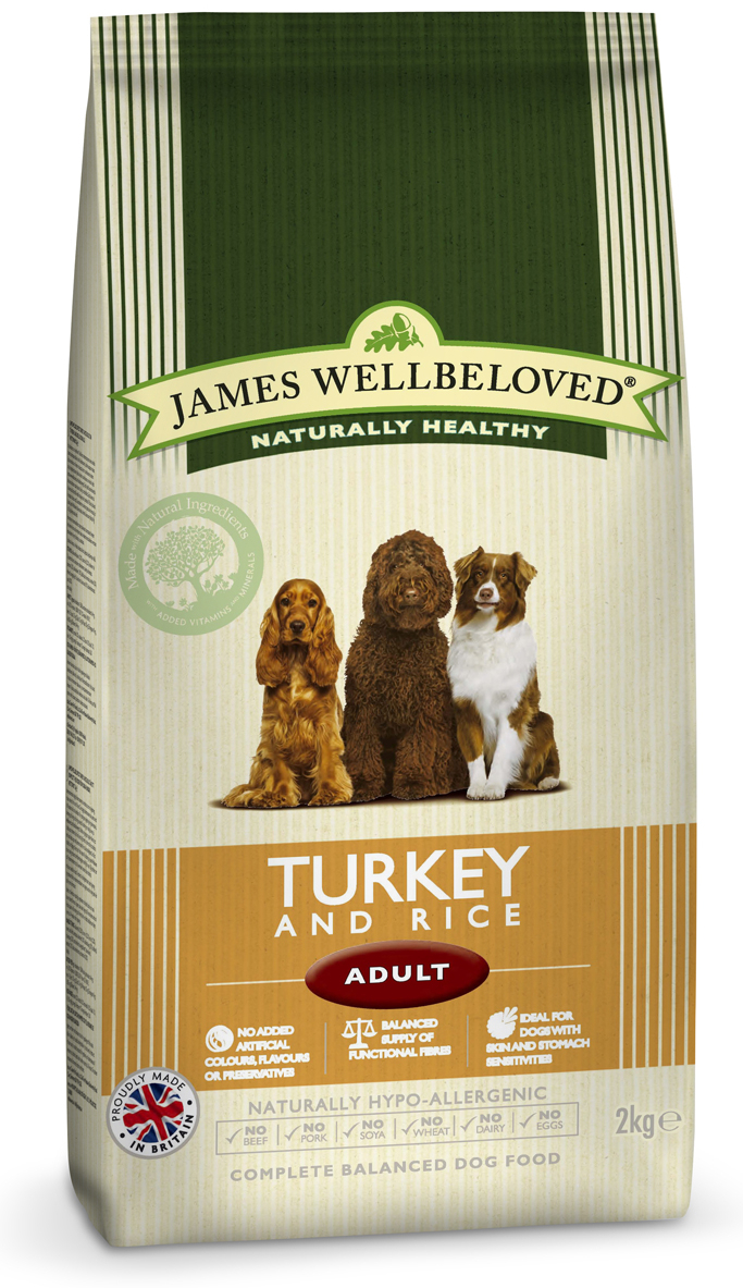 Meat Based Dry Dog Food Uk