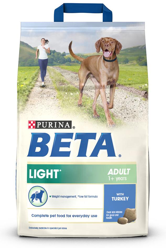 Beta Light Turkey Dog Food Viovet