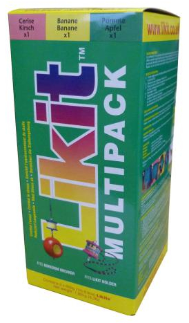 Likits » Multipack (Pack of 3)