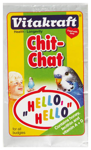 Chit Chat » 20g Bag