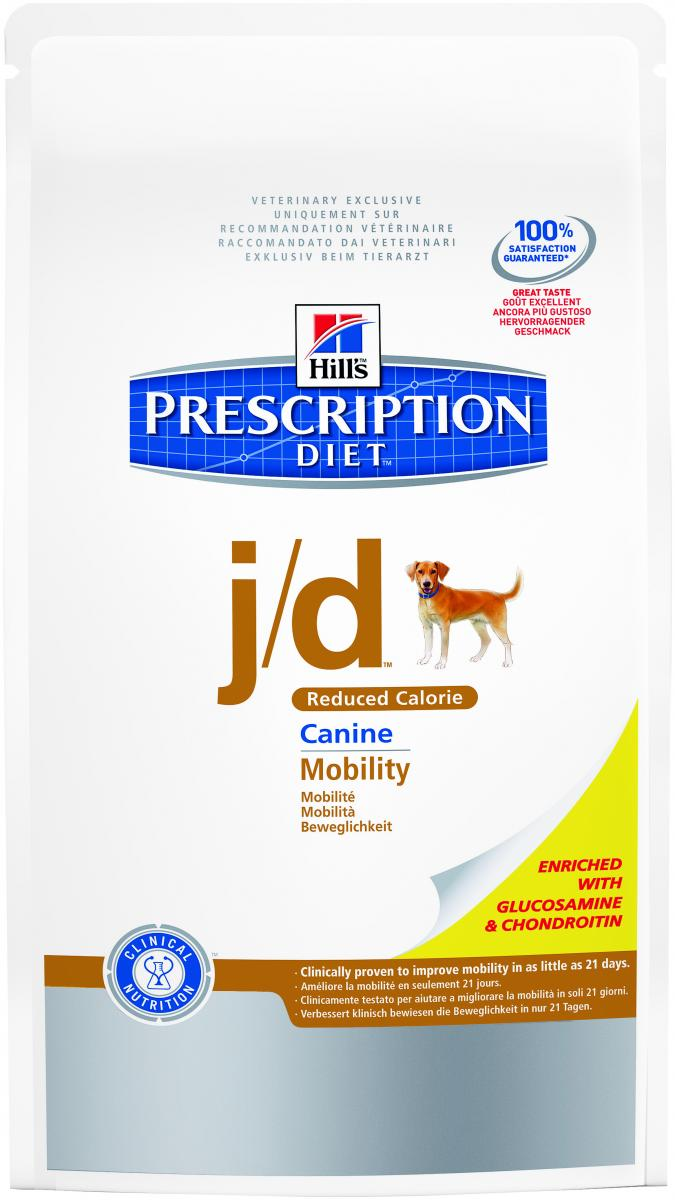 Hills Prescription Diet J D Dog Food