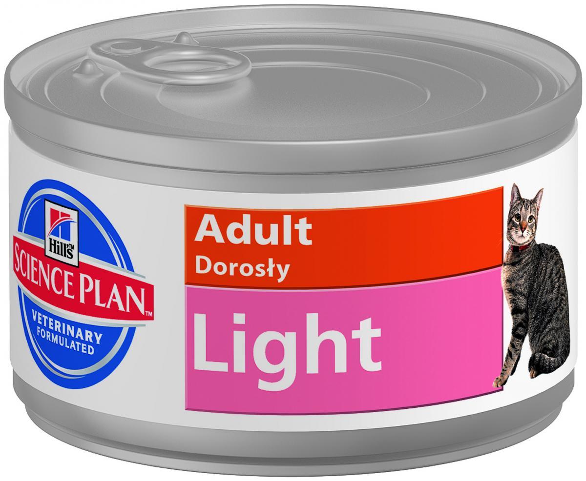 Science light adult adult light cat
