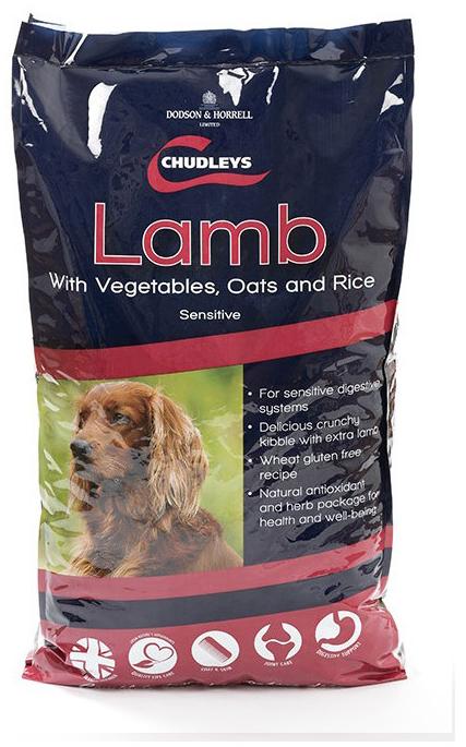Chudleys Sensitive Dog Food Reviews