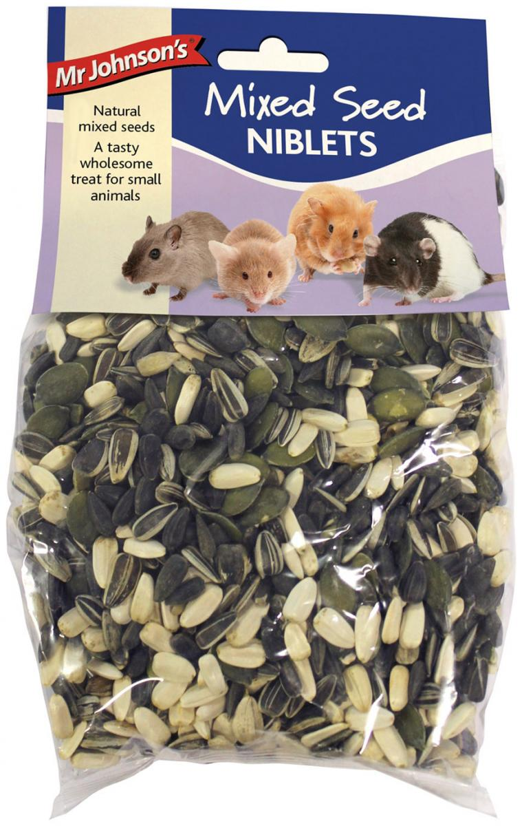 Mixed Seed Dry » 160g Bag