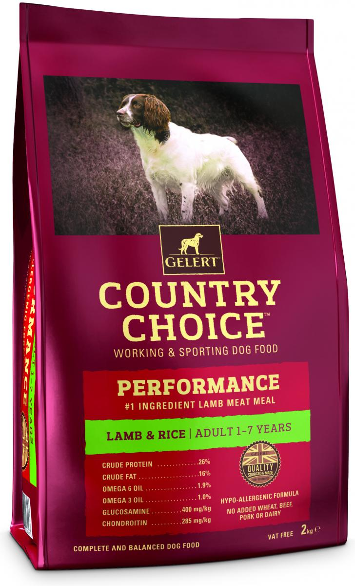 Adult Lamb & Rice Dry » 12kg Bag