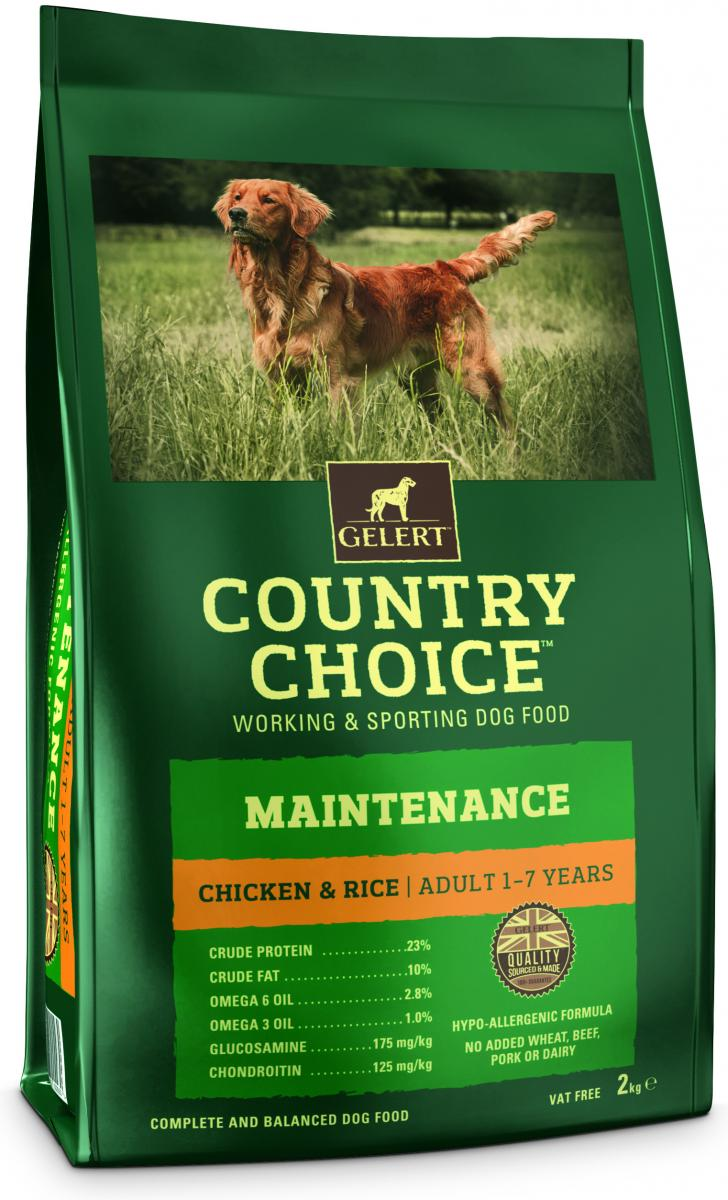 Adult Chicken & Rice Dry » 2kg Bag