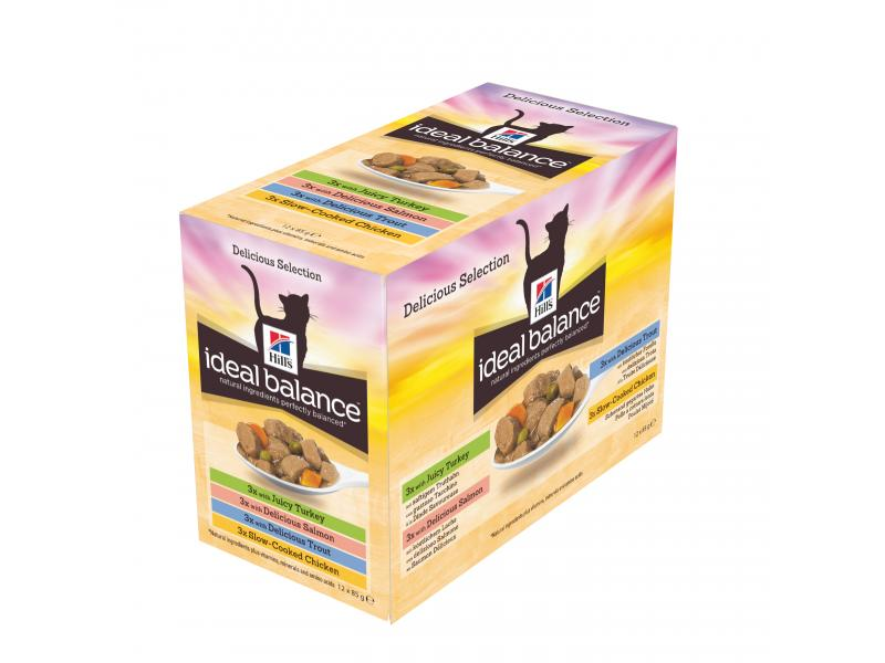 Multipack Wet » 12 x 85g Pouches