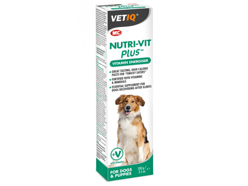 Nutr-Vit Dog Paste » 100g Tube