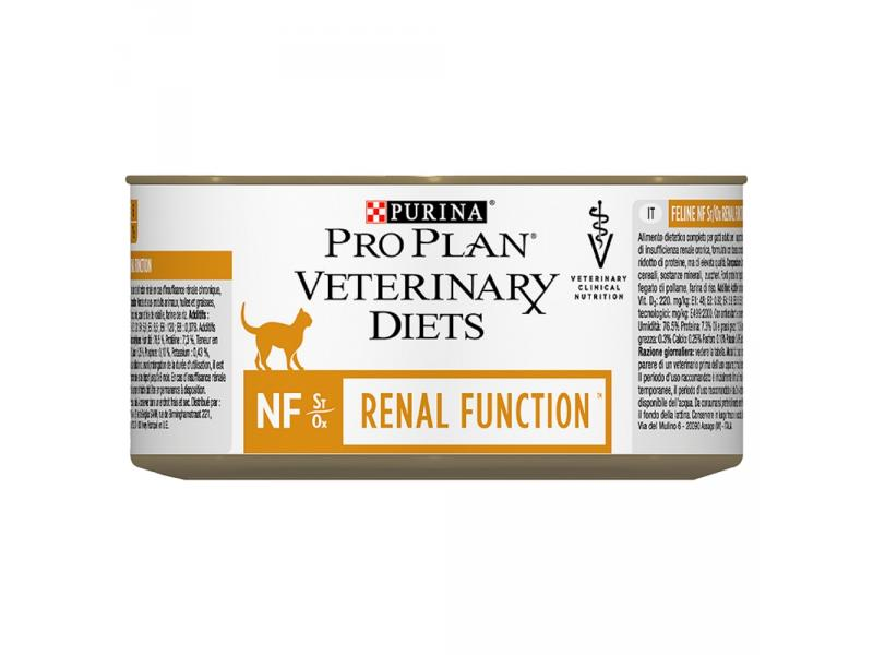 Purina Nf Cat Food Pouches