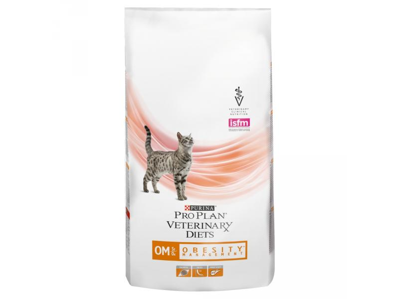 Purina Veterinary Diet Om Obesity Management Dry Cat Food