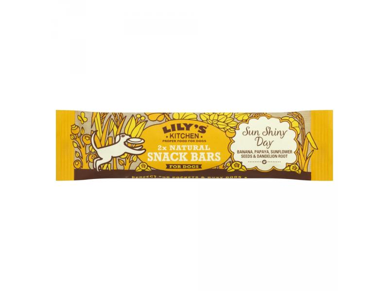 Sun Shiny Day Snack Bars » Single 36g Bar