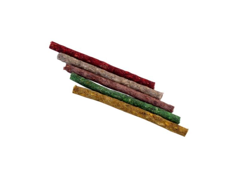 Assorted Colours » 5 Inch x 9-10mm » Pack of 100