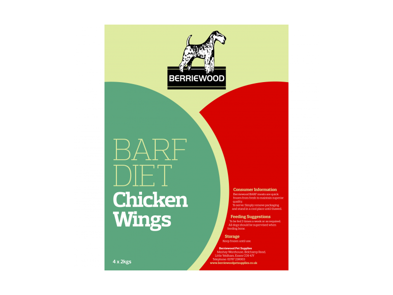 Chicken Wings » 4x2kg