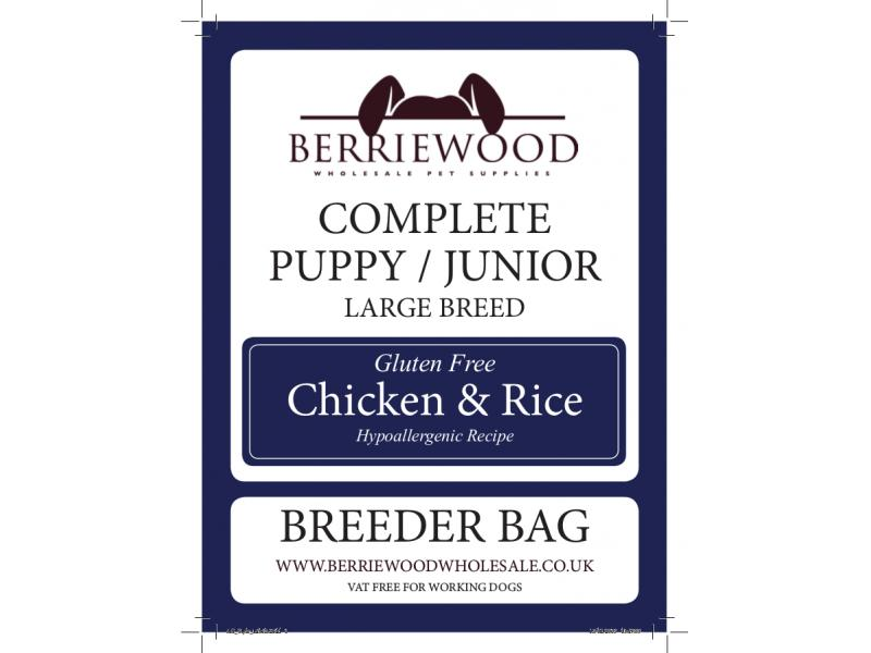 Berriewood Dog Food Free Delivery