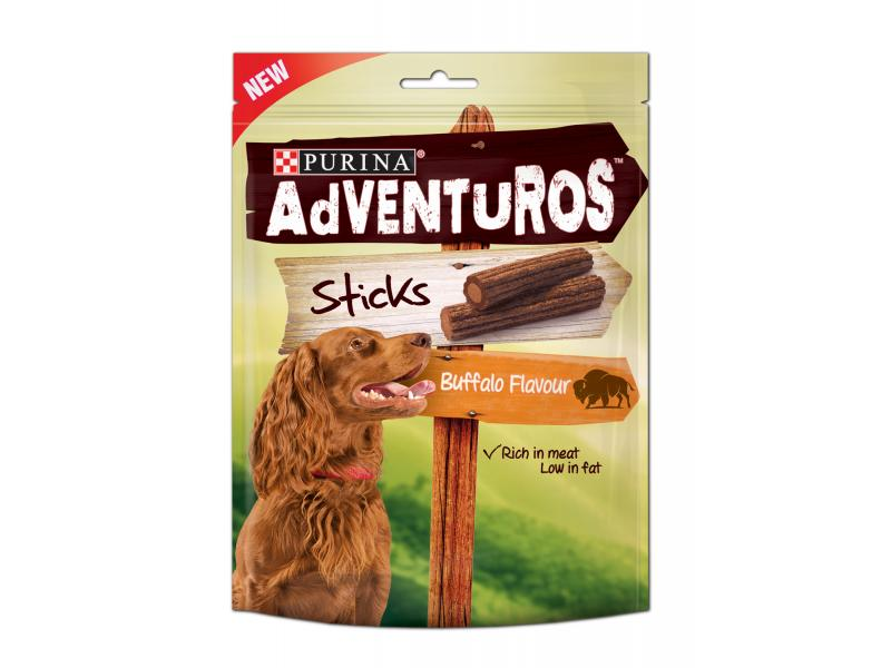 Sticks » Buffalo Flavour » 120g Bag