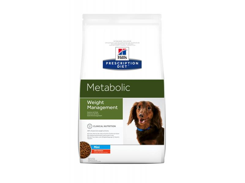 Hills Prescription Metabolic Advanced Weight Dog Food