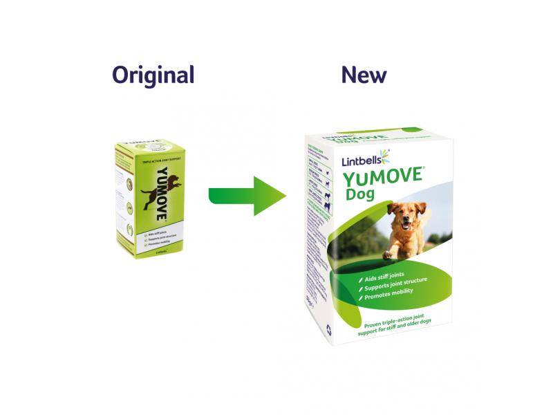 YuMove Dog » Pack of 60 Chewable Tablets