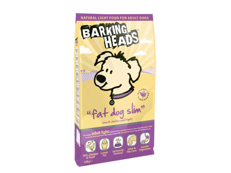 Barking Heads Fat Dog Slim Review