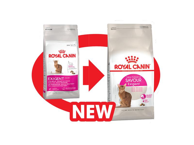 royal canin feline preference savour exigent cat food. Black Bedroom Furniture Sets. Home Design Ideas