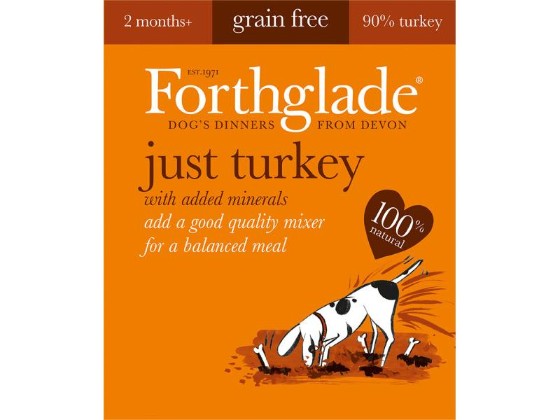 Turkey » 18 x 395g Trays