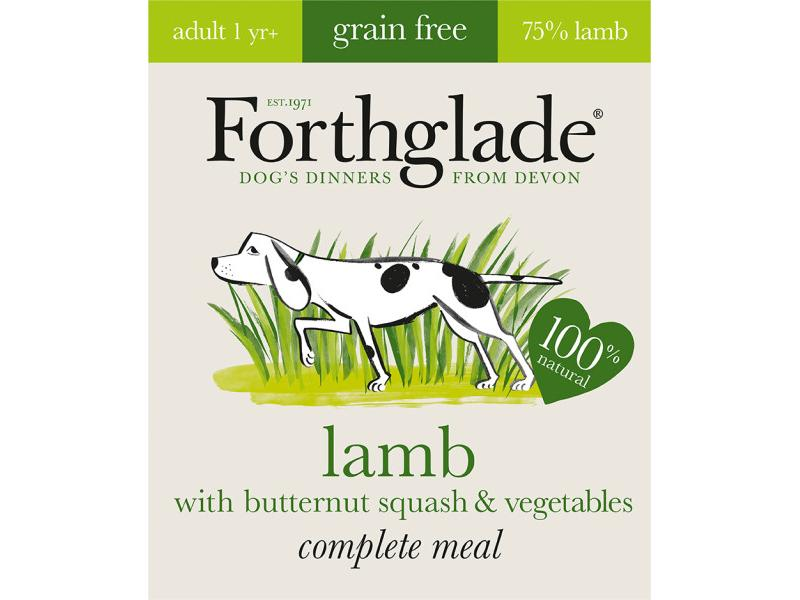 Forthglade Frozen Dog Food