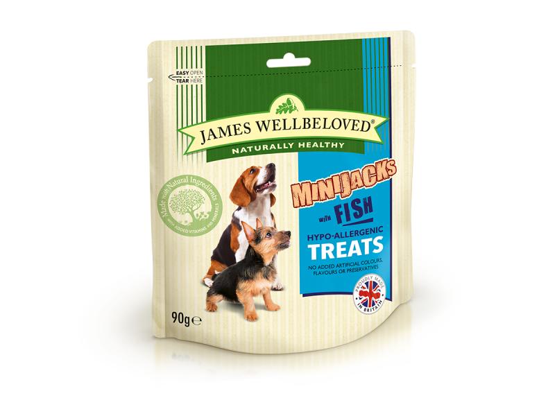 Mini Jacks Dog Treats