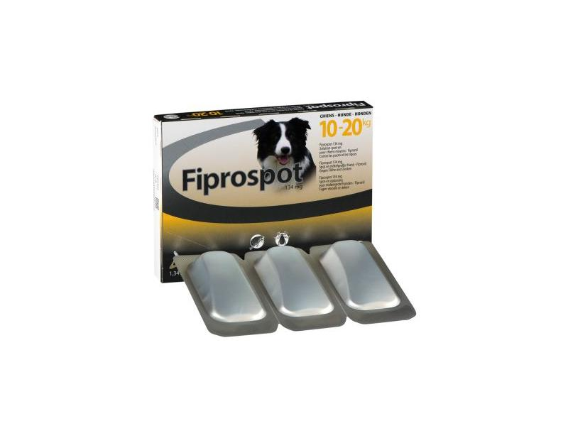 Dog Medium (10-20kg) » Pack Of 6 Pipettes